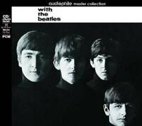 BEATLES / WITH THE BEATLES Audiophile Hi-Res New Remaster [CD+DVD-Audio]