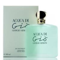 ACQUA DI GIO de GIORGIO ARMANI - Colonia / Perfume EDT 100 mL - Mujer / Woman