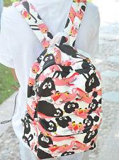 """Pink Panther lovely 15"""" backpack shoulder bag laptop bags kids backpacks"""