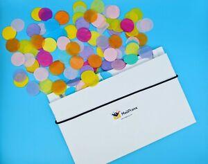 Mailpranx Prank Confetti Cannon Surprise for Birthdays and Anniversary
