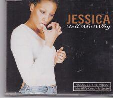 Jessica-Tell Me Why cd maxi single