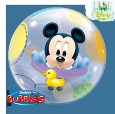 Mickey Mouse Party Bubble Balloons