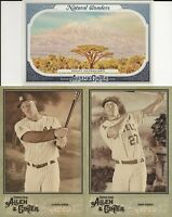 2018 Topps Allen and Ginter Boxloaders (Large & N43) CHOICE you pick make lot