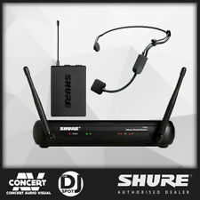 Shure SVX14PGA31-J9 Professional Wireless HEADSET Vocal Microphone System PGA31