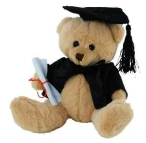 Graduation Teddy Bear - 14cm Plush Toys GIFT