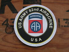 "SNAKE PATCH "" 82nd AIRBORNE "" PVC parachutiste D-DAY US ARMY WW2 normandy USA"