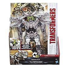 NUOVO Transformers L'ultimo Cavaliere Armatura Turbo changer GRIMLOCK Dinosauro Trex