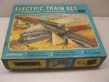 VINTAGE MARX UNION PACIFIC ELECTRIC TRAIN SET W/ BOX