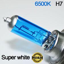 Ampoule Lampe Halogene Feu Phare XENON GAZ SUPER WHITE H7 55W 6500K 12V