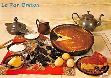 BF40219 le far breton  france  recette recipe kitcken cuisine
