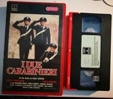 VHS - I DUE CARABINIERI di Carlo Verdone [RCA]