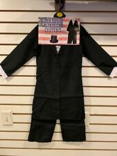 Children Civil War President Abe Abraham Lincoln Costume Jacket Pants Medium