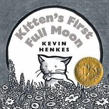Kitten's First Full Moon Board Book (Board Book)