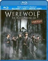 WEREWOLF - THE BEAST AMONG US (BLU-RAY + DVD + DIGITAL COPY) (BLU-RAY) (BLU-RAY)