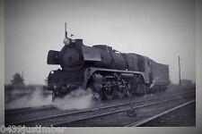 Victorian Railways Steam R736 Departing North Melbourne Loco Depot 26 Jan 1960