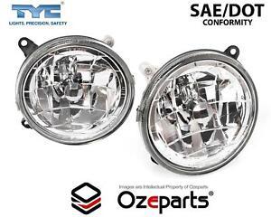 Set Pair LH+RH Fog Light Spot Driving Bumper Lamp For Subaru Impreza & WRX 00~02