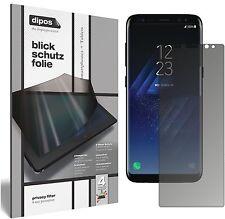 Samsung Galaxy S8 Plus Pellicola Prottetiva Protezione Vista 4 modi dipos