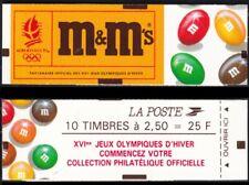 1991 FRANCE CARNET 2715-C7 MMS Marianne de Briat 2F50 X10 M&M's Neuf** fermé TB