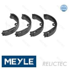 Rear Parking Brake Shoe Set MB Audi VW Land Rover Porsche:W251 V251,4L,W164