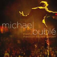 MICHAEL BUBLE' MEETS MADISON SQUARE GARDEN 2CD