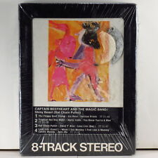 CAPTAIN BEEFHEART/MAGIC BAND Shiny Beast   1st US 8-Track 1978 SEALED !