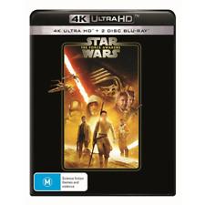 Star Wars The Force Awakens 4k Ultra HD Blu-ray