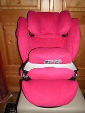 Sommerbezug Schonbezug Frottee für Cybex Pallas M und S + M und S-Fix NEU pink