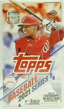 2021 Topps Series 1 Baseball You Pick #1-80