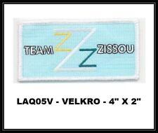 THE LIFE AQUATIC TEAM ZISSOU VEL-KRO PATCH - LAQ05V