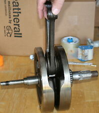 "Complete USED Original Harley Flywheel Set 93-99 80"" Evo Great Running Condition"
