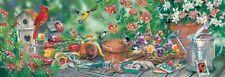 Jigsaw puzzle Landscape Garden Jamboree 1000 piece NEW