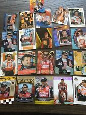 Tony Stewart Home Depot 20 card lot