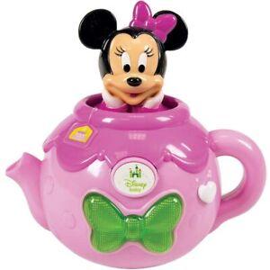 Disney Minnie Teiera Sempre in Piedi Gioco Prima Infanzia Bambini Luci e Suoni