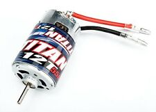 Traxxas Slash 2WD  Motor Titan 12T 12 Turn 550 size Stock part Replacement 3785