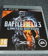 °°° Battlefield 3 limited edition PS3 °°°