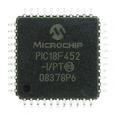 MICR PIC18F452-I/PT QFP Microcontroller