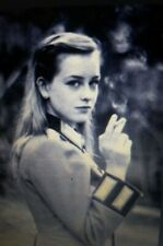 "Ww2-""Beautiful Beast"" Irma Grese -Hitler Youth-League of German Girls EliteSquad"