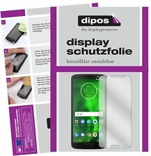 2x Lenovo Moto G6 Plus Screen Protector Protection Crystal Clear dipos