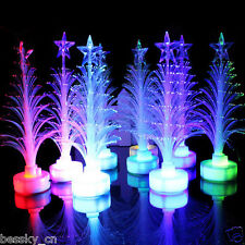 Cheap! 1PC Christmas Xmas Tree Color Changing LED Light Lamp Home Decoration