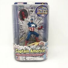 NEW Captain America Resin Collectible Figural Paperweight Marvel Avengers 'A'