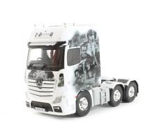 Corgi Modern Truck Heavy Haulage CC15809 Mercedes Actros In Transit Unit 1/50