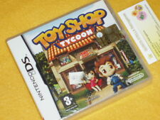 TOY SHOP TYCOON x Nintendo DS NUOVO SIGILLATO Vers. ITALIANA 3DS NDS STUPENDO!