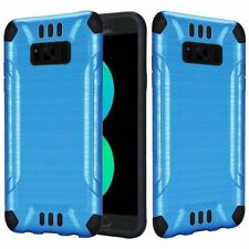 Slim Hybrid Dual Layer Armor Hard Case for Samsung Galaxy S8 Plus, Galaxy S8+
