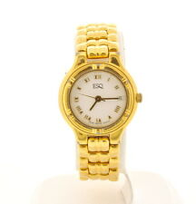 Esquire ESQ Swiss Ladies'  Gold tone  Watch: Swiss watch good working condition