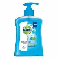 Dettol Cool Liquid Hand Wash - 200 ml free shipping worlds