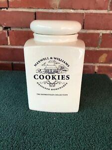 Maxwell & Williams The Homestead Collection Cookies Jar Designer Homewares