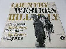 41853 - COUNTRY, WESTERN, HILLBILLY - RCA VICTOR VINYL LP (SCHALLPLATTENCLUB)