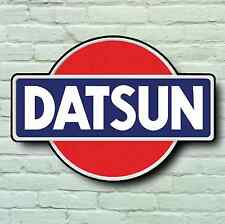 DATSUN LARGE 2FT GARAGE WALL SIGN PICTURE Z CAR 510 DC3 ROADSTER 280ZX CLASSIC