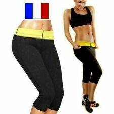 Pantalon Legging Minceur Sudation Cellulite Hot Sauna Shaper Gaine Transpiration