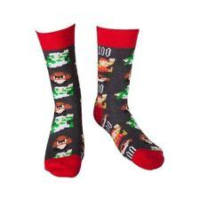 Calcetines de hombre multicolores, Talla 43